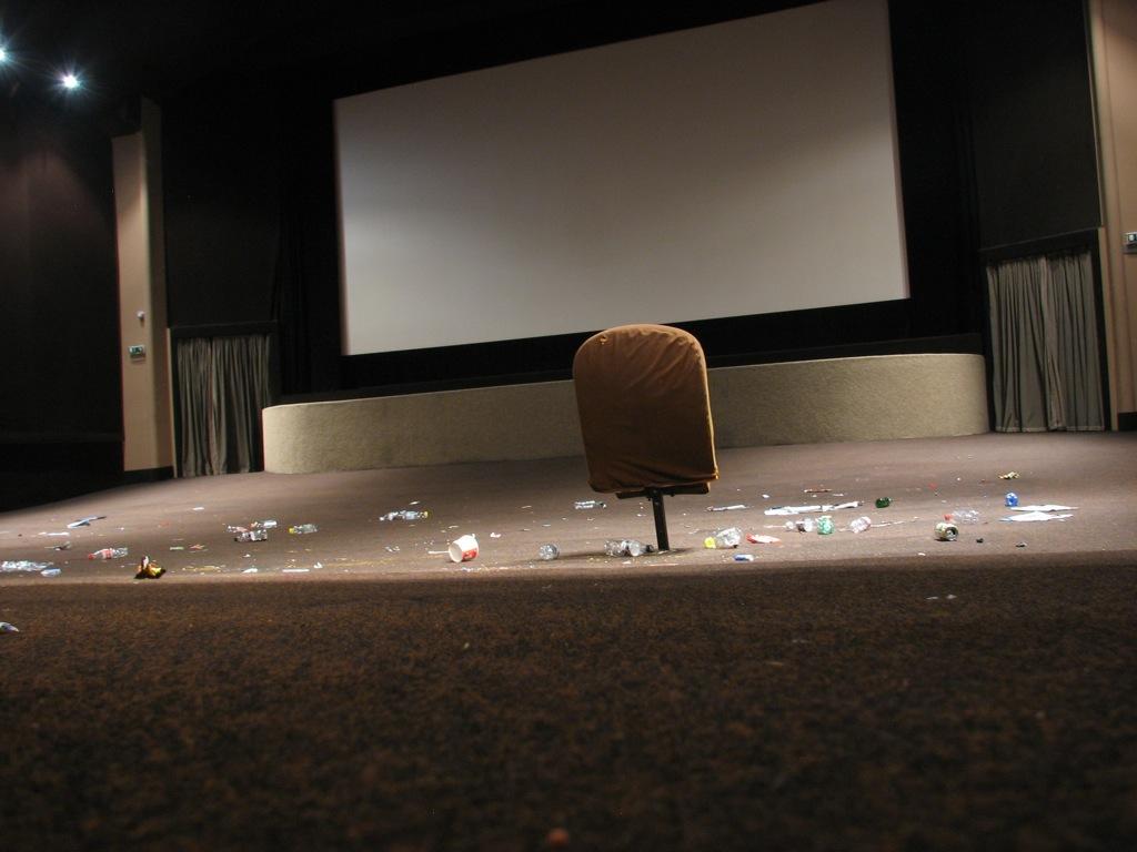 L avenir est au cinema 3d for Cinema a la maison