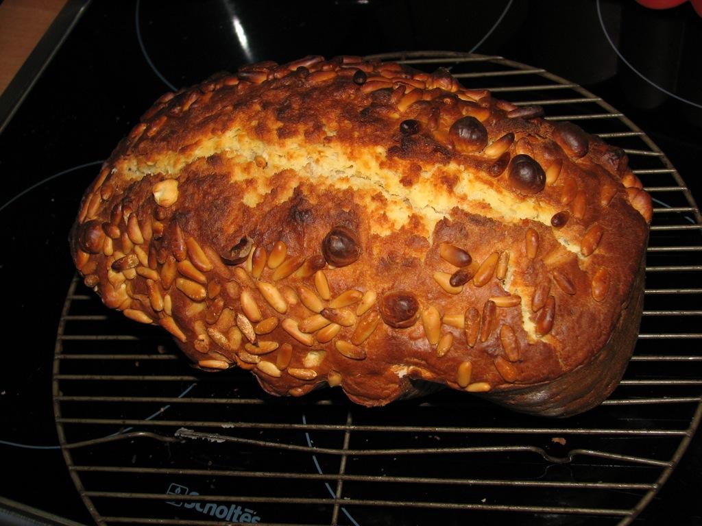 Le pain gateau du vatican