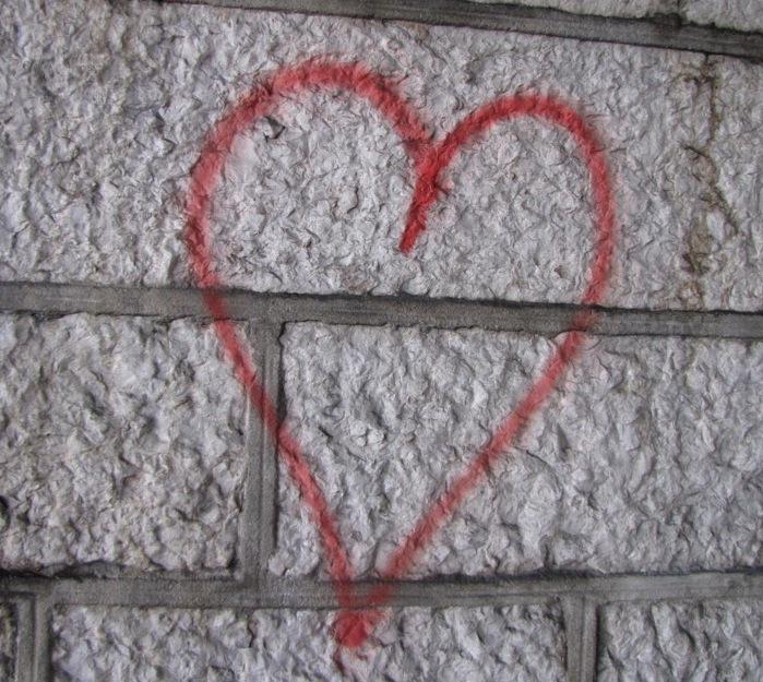 tout est lié, coeur amour