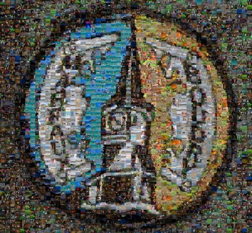 badge marfaux mosaïque