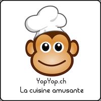 logo YopYop apprendre la cuisine amusante