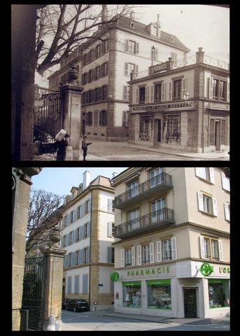 DansUnDocument Neuchâtel avantMaintenant Attinger pharmacie