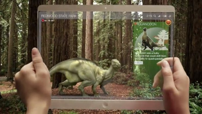réalitée augmentée pour voir les dinosaures.jpg