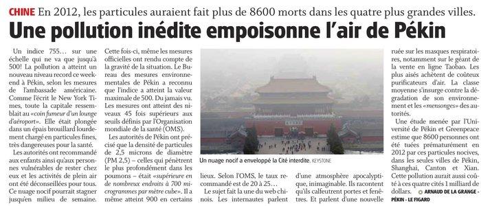 express 2013-01-14 pollution de Pékin.jpg