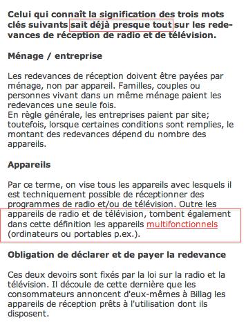 Comment Fonctionne La Redevance Radio Tv En Suisse Billag