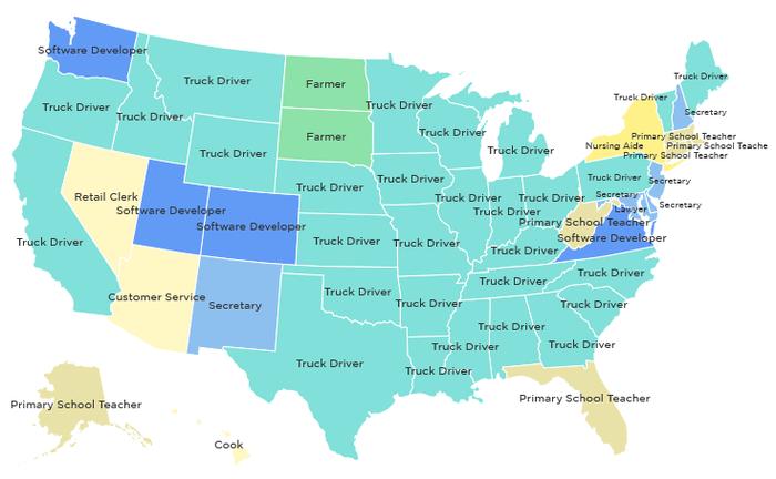 2015-05-18-carte des métiers les plus communs aux USA- conducteur de camion-map.png