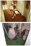 Mathieu DansUnDocument avantMaintenant girafe t-shirt rouge vélo bricolage