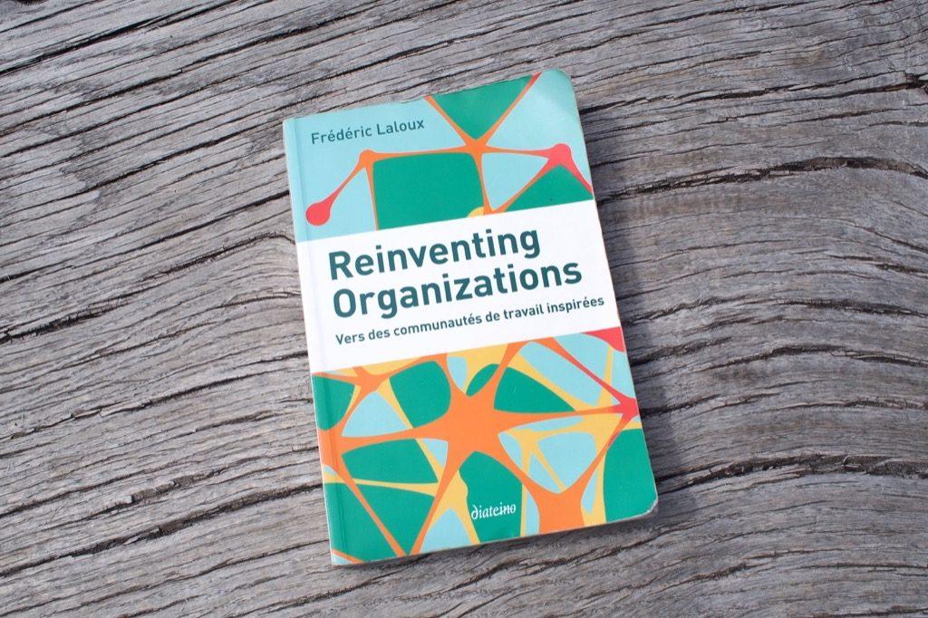 livre reinventing organization frédéric laloux