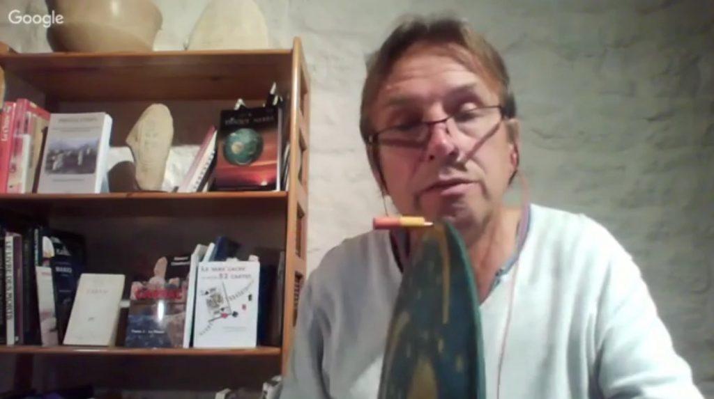 24-disque de Nebra NureaTV Howard Crowhurst conjonction soleil mars