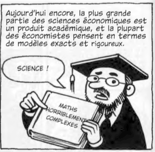 economie science mathematique