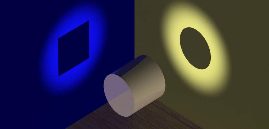 non dualité au delà du paradoxe le cylindre est un cercle et un carré