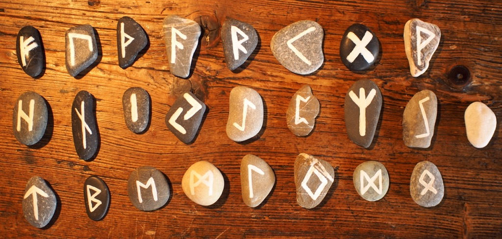 signification des runes galet