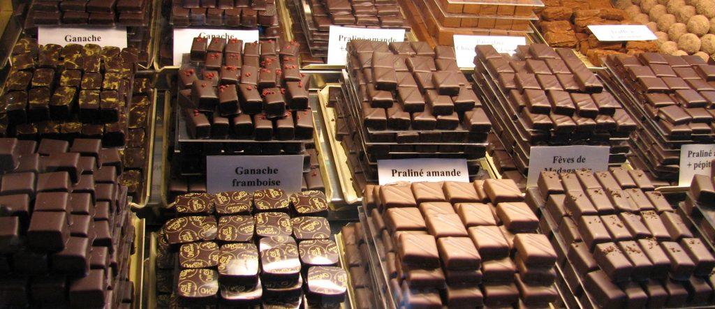 gerer ses emotions en mangeant du chocolat