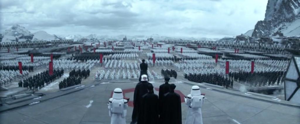 star wars armée stormtroopers