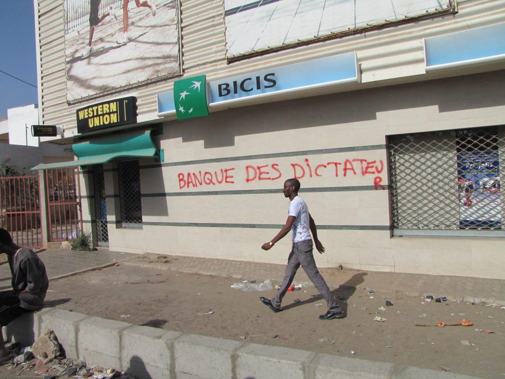 banque dictateur