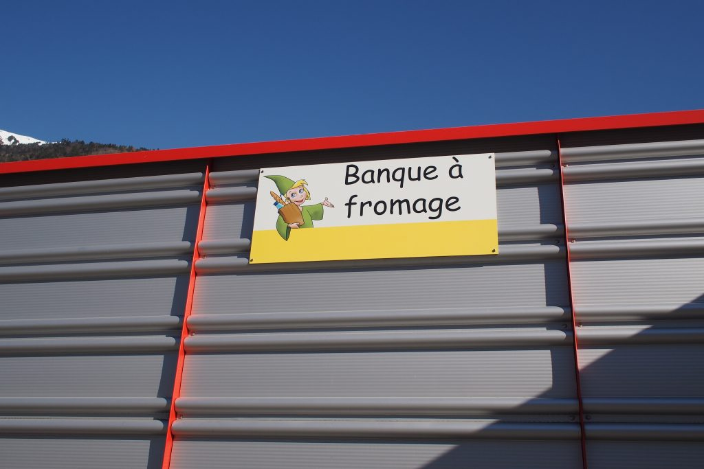 banque fromage