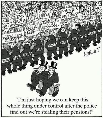 banque police