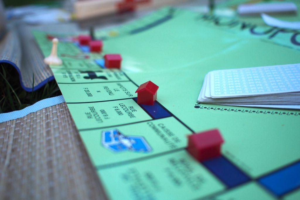 monopoly maison
