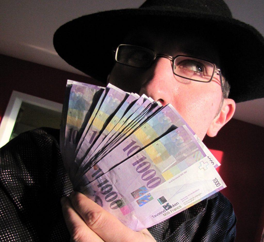 relation argent martouf billet 1000 chf