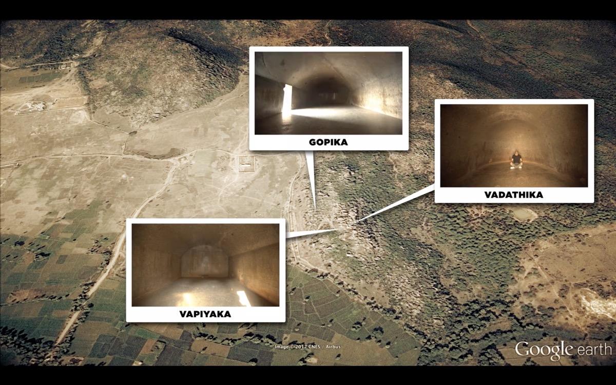 grotte barabar lieux BAM