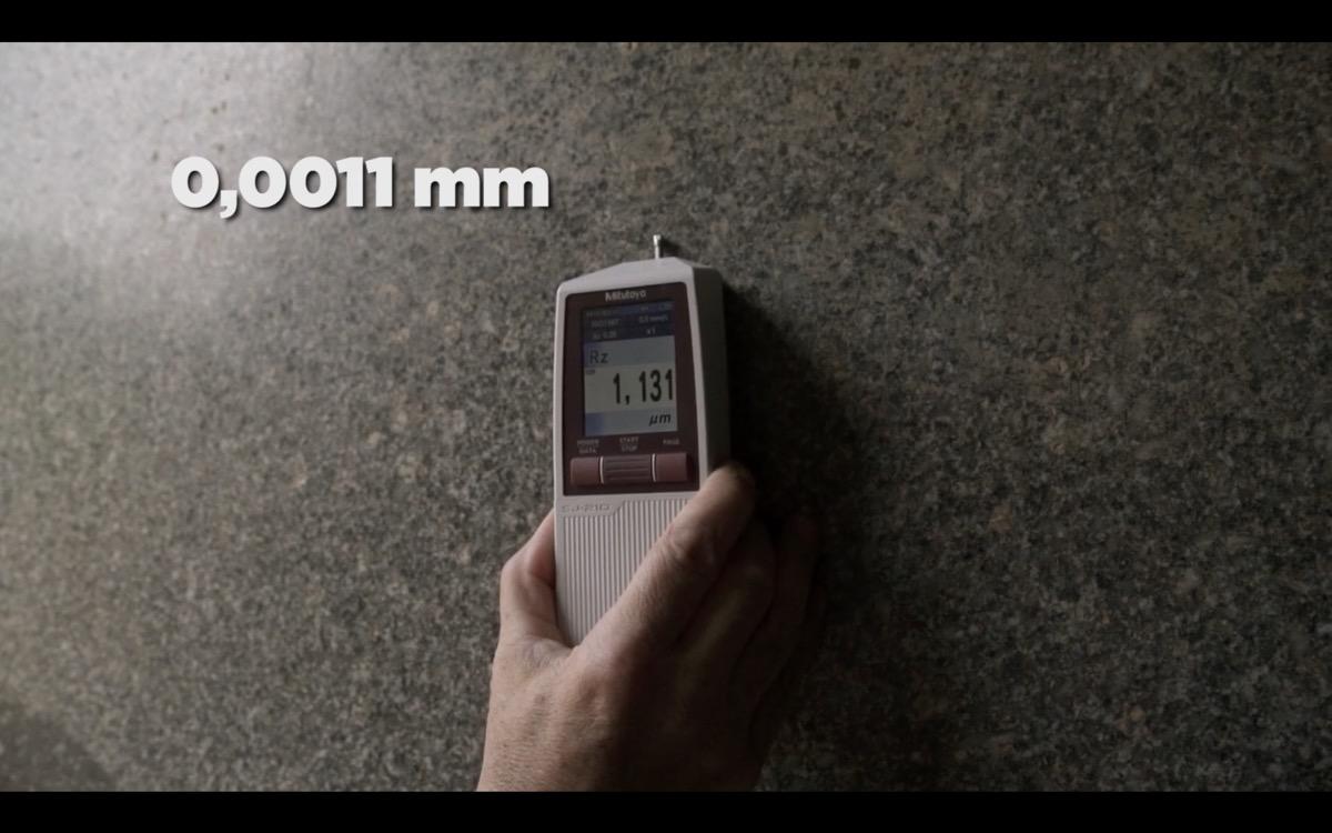 rugosimetre grotte barabar 1 micron