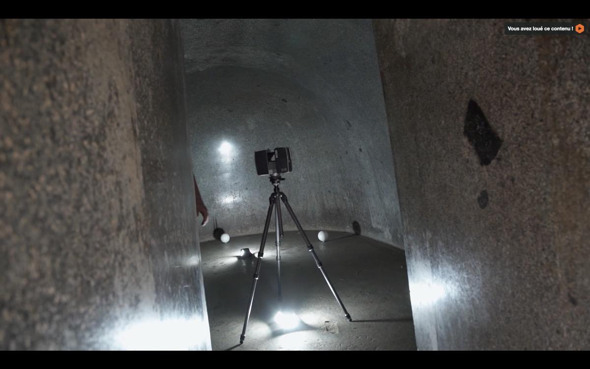 scan 3d grotte barabar BAM