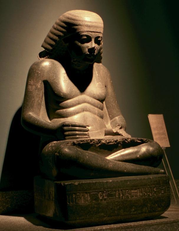 Amenhotep_fils de hapou louvre scribe