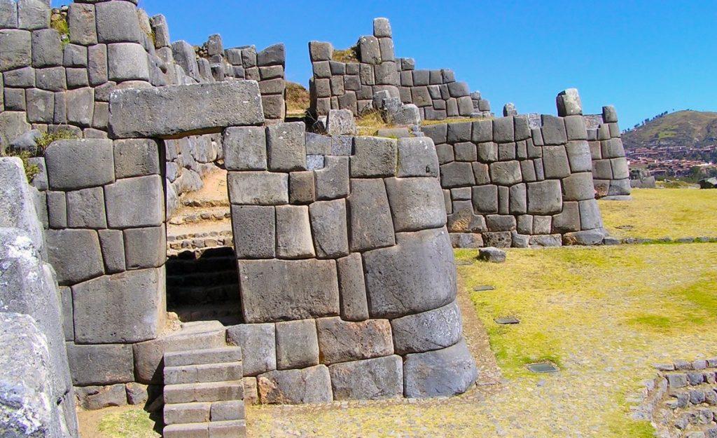 Sacsayhuamán 2005 mur cyclopen