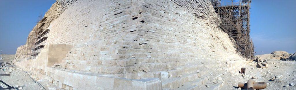 pyramide mastaba degre djoser pano
