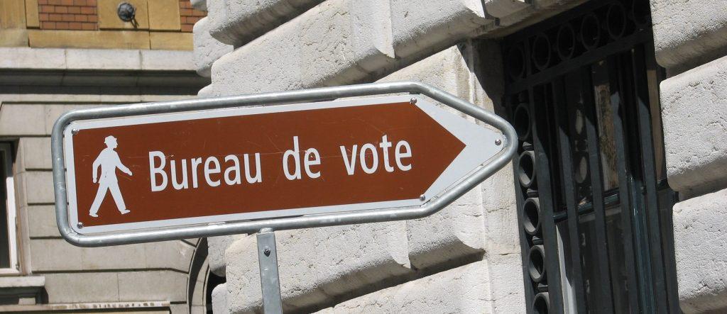 bureau de vote electronique