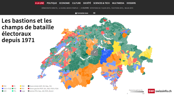 bataille politique bastion carte suisse