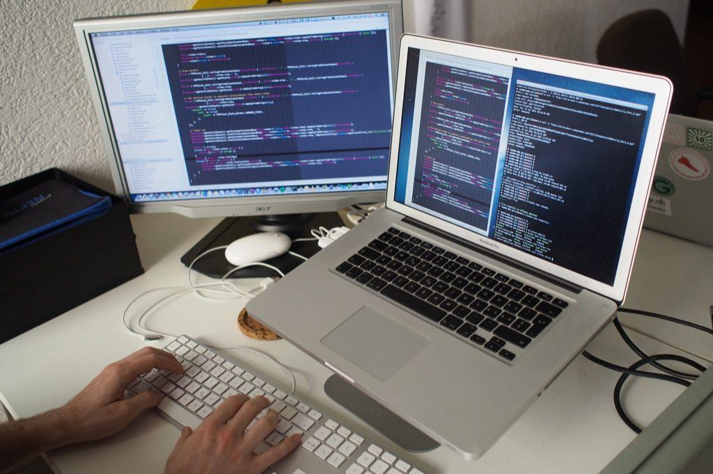 geek ecodev code source terminal