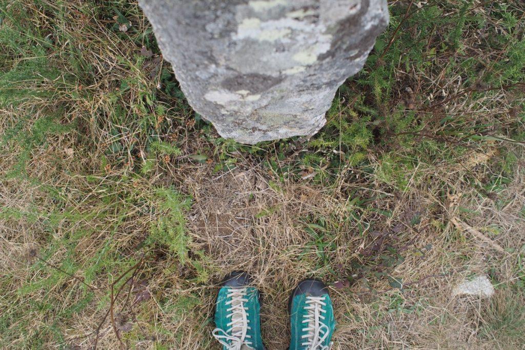 pieds de Martouf menhir carnac
