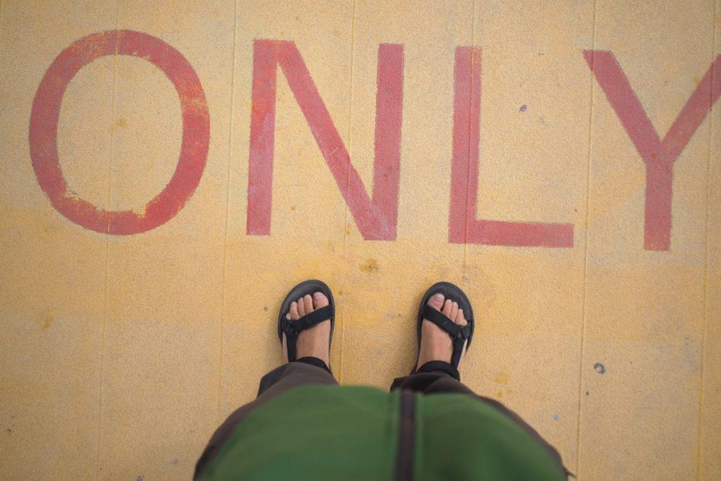 pieds de Martouf only ferry
