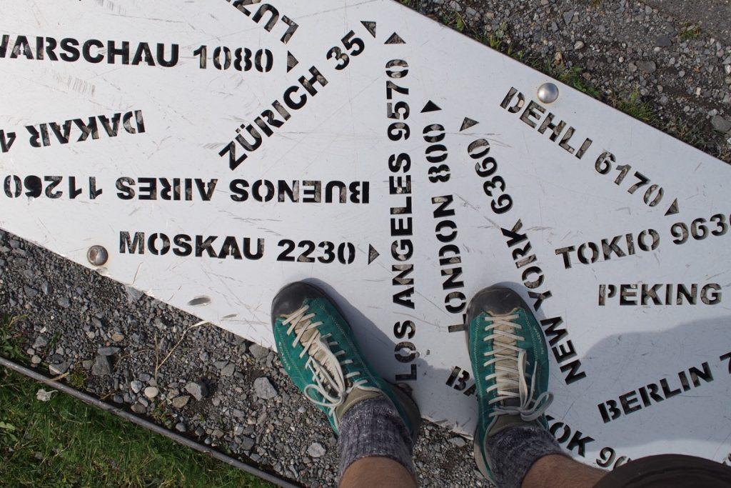 pieds de Martouf rigi