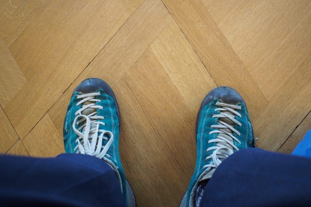 pieds de Martouf salle des pas perdus palais federal berne