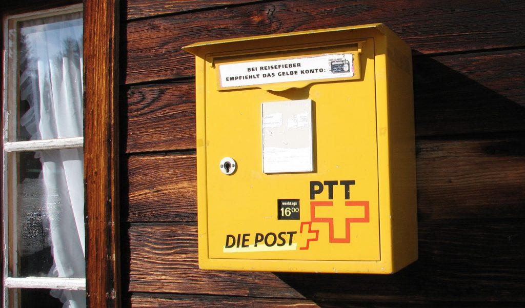 urne voite electronique boite jaune poste suisse scytl