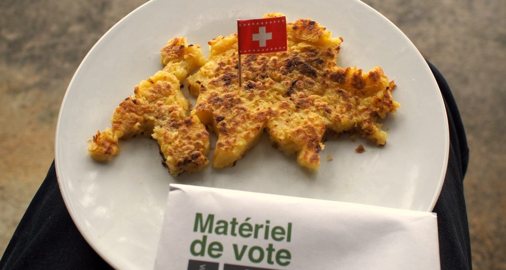 vote electronique suisse
