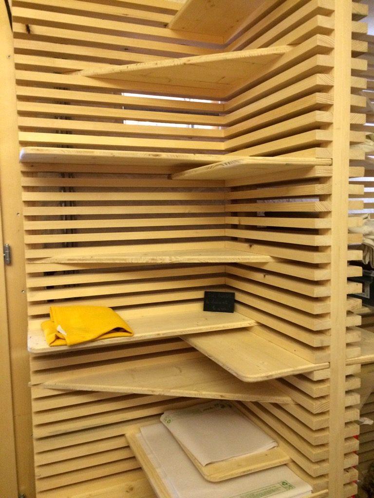 étagère en bois épicerie de chez-emmy