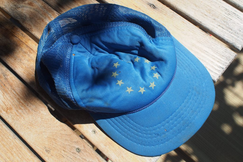 casquette union europenne dicatature