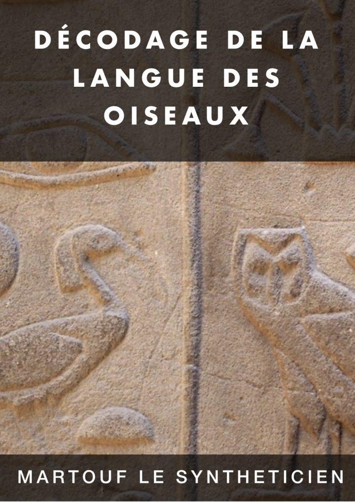 couverture langue des oiseaux