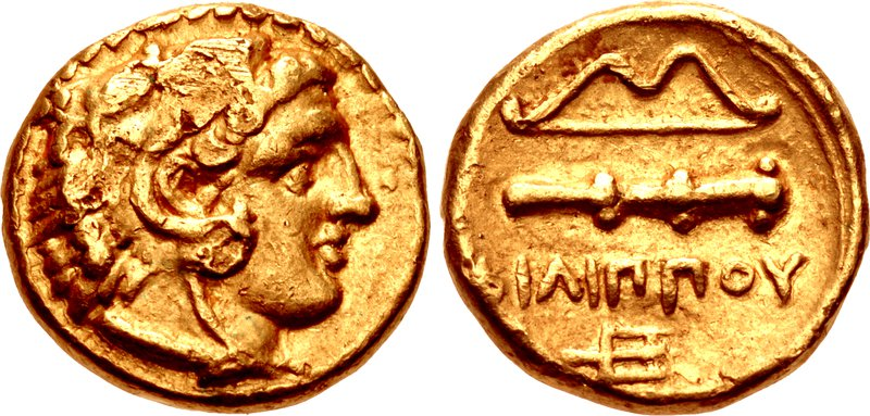 pièce-de-monnaie-en-or-de-alexandre-le-grand-Gold_quarter_stater_Alexander_the_Great_340-238_Pella