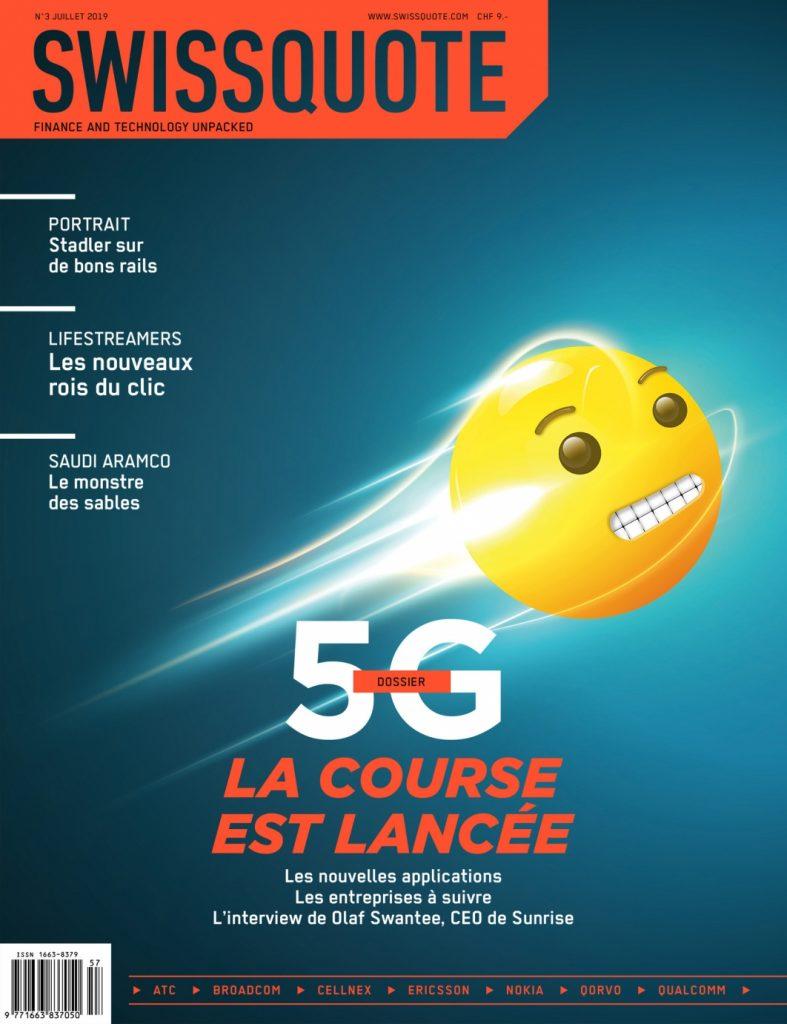 magazine swissquote dossier 5G
