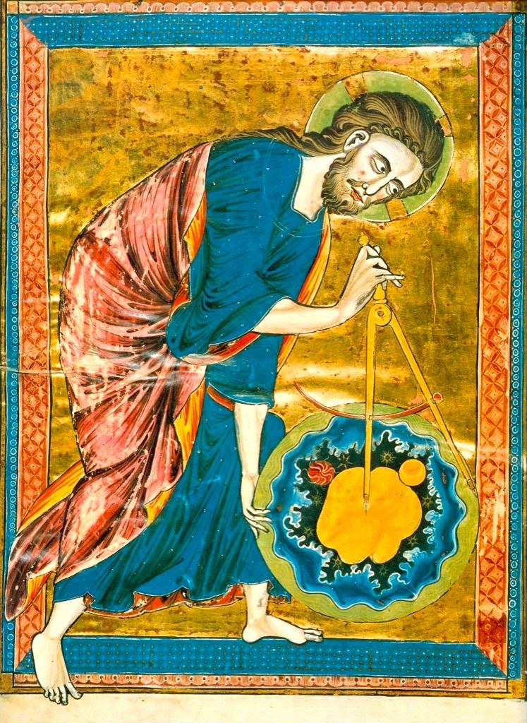 le Grand architecte de l universe God_the_Geometer