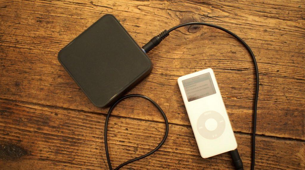 BFS Bioenergetic Feeling System - feeling Box - ipod - onde scalaire - émeteur.