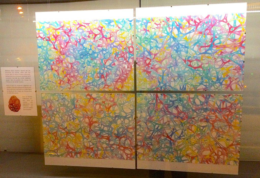 expo dessin martouf mathieu despont musée areuse boudry assemblage reseaux