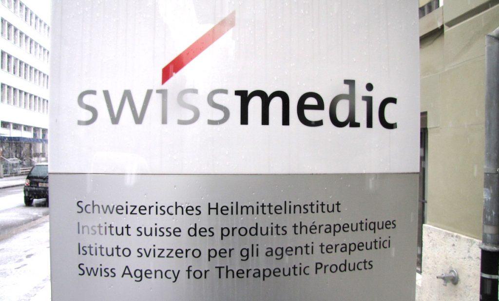Swissmedic - institut suisse des produits thérapeuthiques