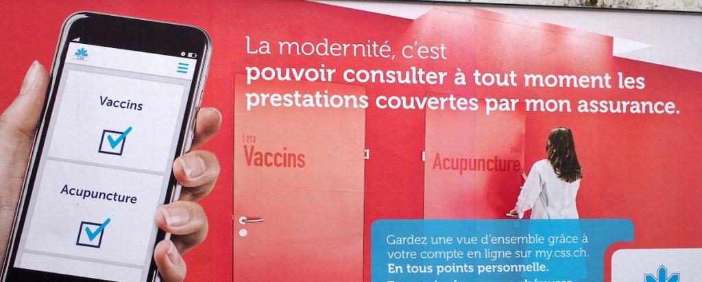 vaccin assurance acupuncture choix