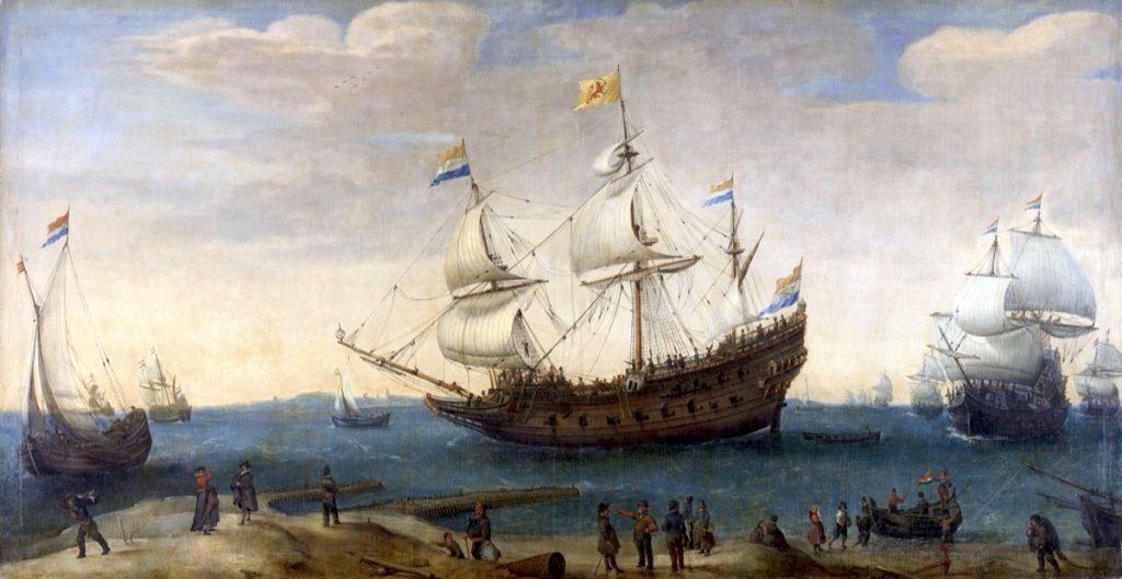 navire de la compagnie néerlandaise des indes orientales