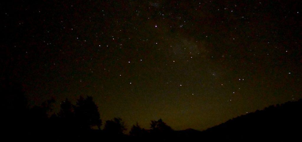 ciel nuit étoilée par national abruzzes quête de vision